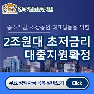 정부정책자금 소상공인지원금  중소기업지원금